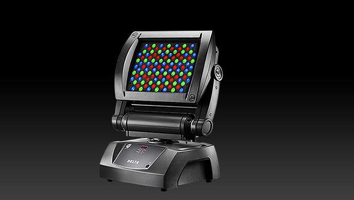 LED プロジェクターDELTA 8 RGB